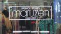 [maruzen]ファッションストリート maruzen ドアの掲示
