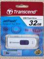 [Transcend]JetFlash 530 32GB TS32GJF530 パッケージ表