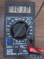 [DT-830B]AC100V 60Hz測定結果