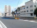 [比治山下]広島電鉄皆実線 比治山下電停