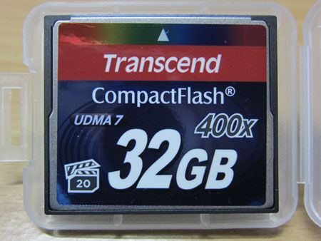 TS32GCF400 CompactFlash 32GB