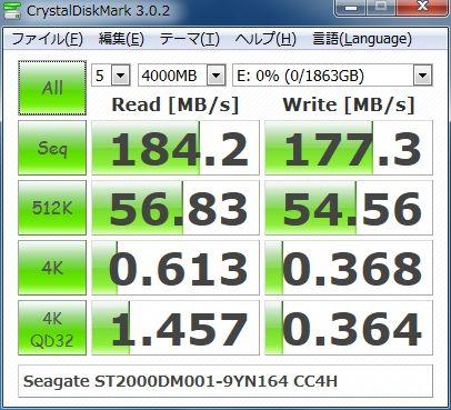 ST2000DM001 Firmware :CC4H