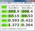 [CrystalDiskMark][Seagate]ST2000DM001 Firmware :CC4H