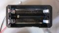 [CITIZEN]電波時計 掛け時計 ネムリーナサニー 4MY642-019 電池ボックス 表
