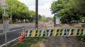 田中町バス停留所改良工事