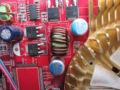 [MSI]RX1600PRO-TD256E 搭載 コンデンサ(キャパシタ)