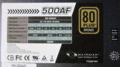 [RAIDMAX]RAIDMAX RX-500F 本体 規格表示