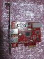 USB3.0 ルネサス D720200F1 チップ搭載インターフェースカード