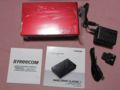 [FREECOM]Hard Drive Classic II 2TB RED USB2.0 NEW JP 36543