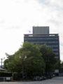 広島商工会議所ビル(東側)
