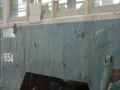 [広島電鉄650形電車]広島市交通科学館 屋外展示 654号車