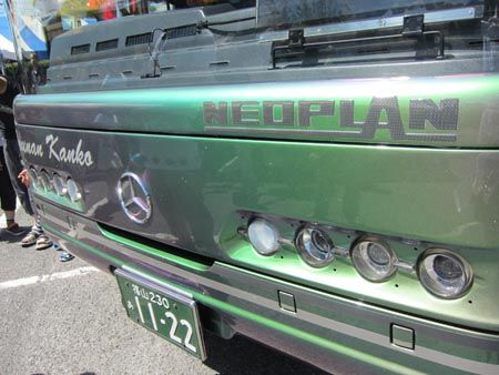 【福山230あ11-22】NEOPLAN・Mercedes