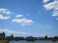 太田川堤防