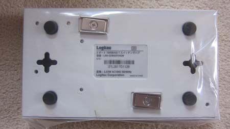 LAN-GSW05P/MA 底面