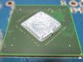 GeForce 9600GT Eco ヒートシンク取り外し後