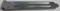 スロットカバー 2.2mm穴開け