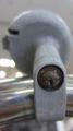取り付けネジが錆び 樹脂部品が劣化している自転車ベル