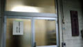 段原集会所 出入口「広島駅南口広場再整備 説明会会場」