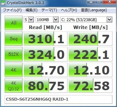 CFD販売「CSSD-S6T256NHG6Q」
