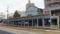 宇品線 県病院前電停 広島港方面