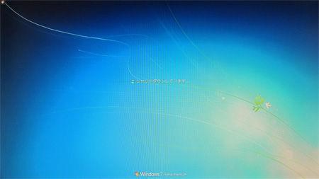 シャットダウンしています Windows 7 Home Premium