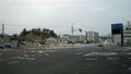 新大洲橋 架橋工事 西側