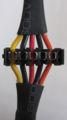 [SATA]新品の電源コネクタにケーブルを差し込む