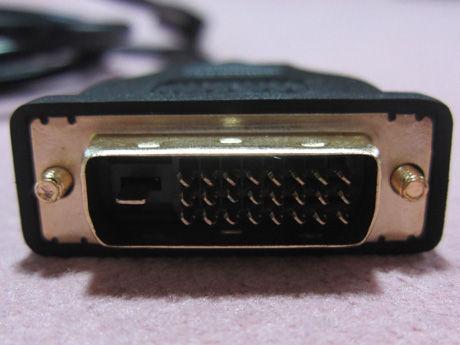 変換名人 DVHD-18GS DVI-D コネクター