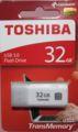[TOSHIBA]TransMemory 32GB THN-U301W0320A4