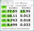 [TOSHIBA]CrystalDiskMark 6.0.0 TransMemory THN-U301W0320A4