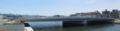 [猿猴川]東大橋 架橋工事