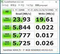 [SanDisk]SDHCカード Class6 SDSDRX3-8192-E21 8GB