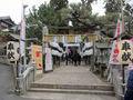 [邇保姫神社]入口
