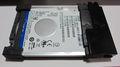 WD Blue PC Mobile Hard Drive 320GB と取付部品