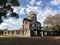 東から見る「旧広島県産業奨励館(原爆ドーム)」
