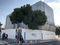 「平和記念公園レストハウス」は改修工事