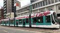 [広島電鉄5100形電車]5104号車「カープ電車」
