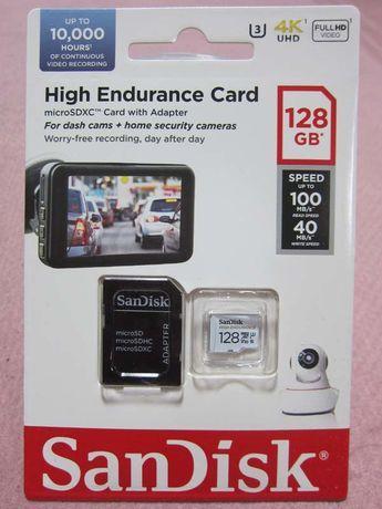microSDXCカード SDSQQNR-128G-GN6IA パッケージ