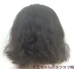 パンテーン(シャンプー)+フィーノ(ヘアマスク)使用後の髪