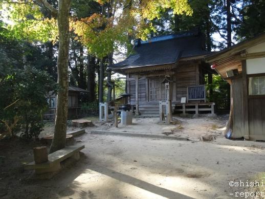中尊寺境内の薬師堂外観の画像