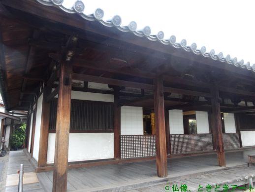 十輪院本堂を撮影した画像