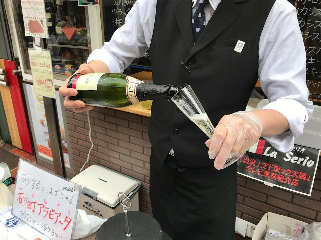 飲み歩きのワイン