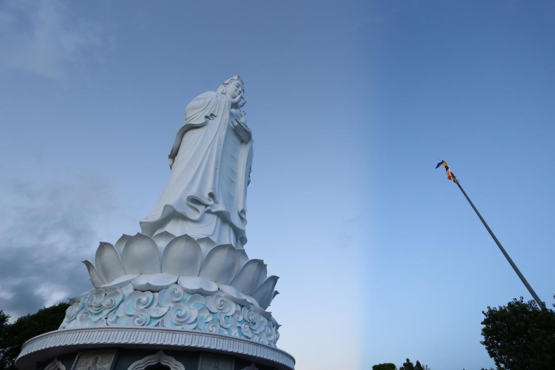 ソンチャー半島 仏像