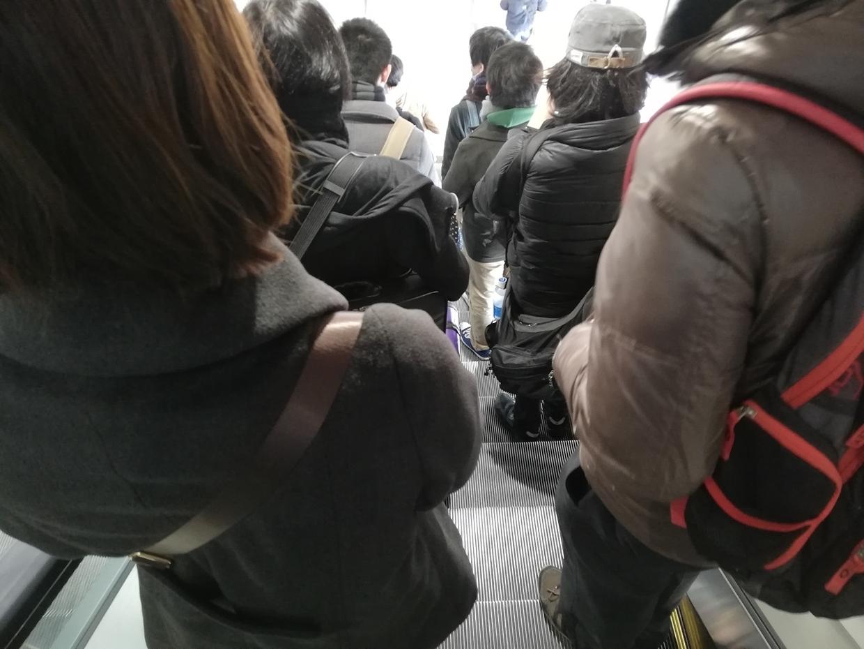 ゆりかもめの国際展示場正門駅