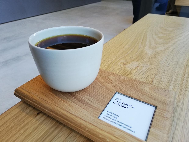 ドリップコーヒーの器
