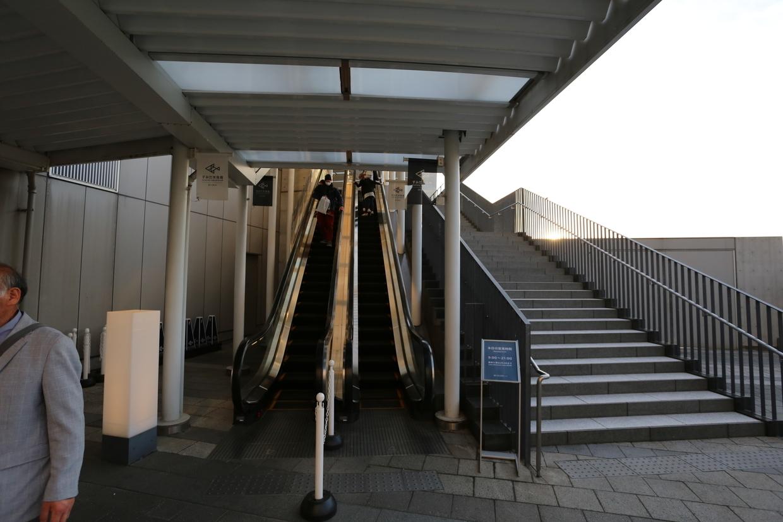 ソラマチ西側4階