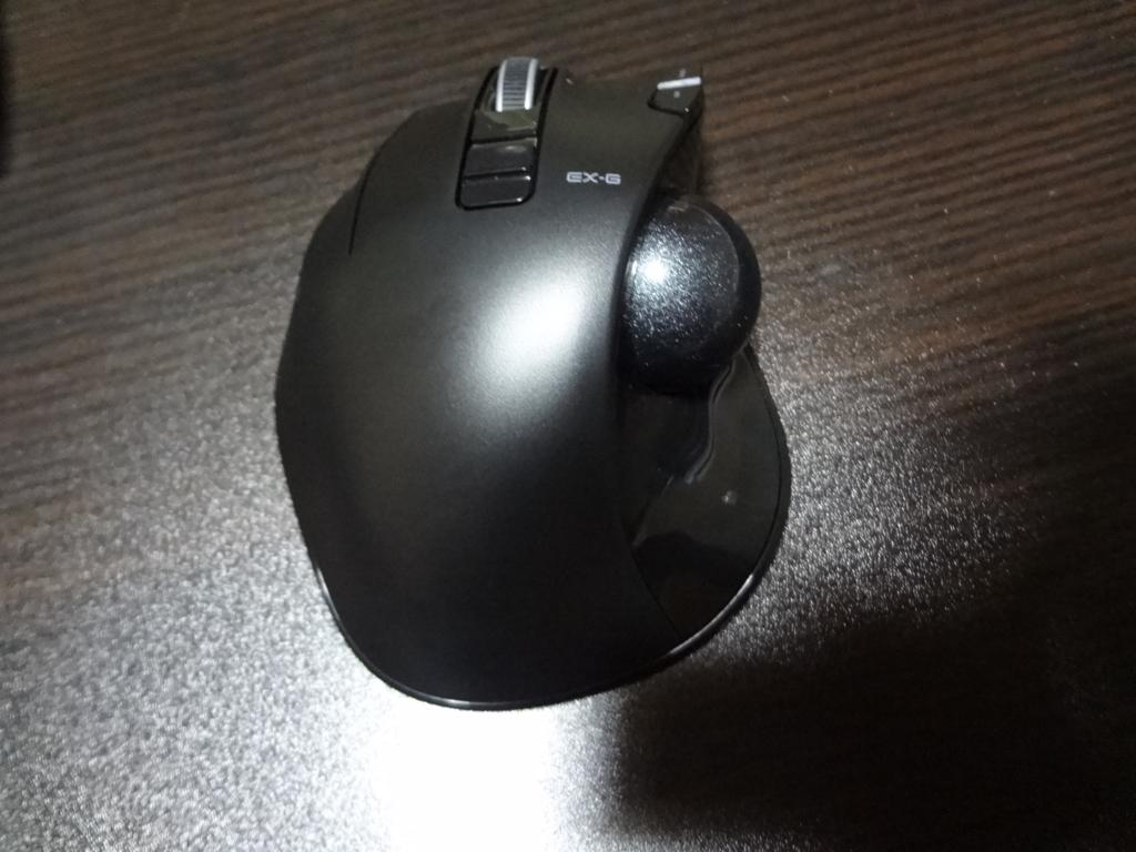 エレコムの無線マウスの画像一つ目
