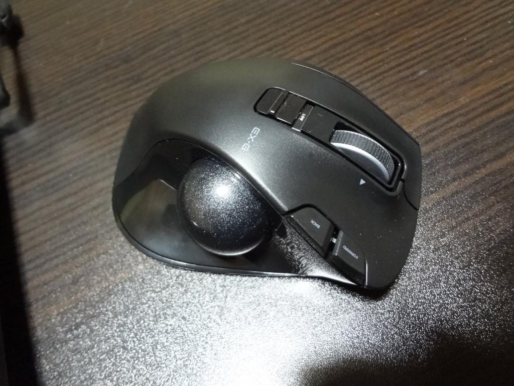 エレコムの無線マウスの画像二つ目