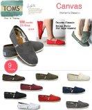 (トムズシューズ)TOMS shoes Classic Canvas スリッポン ((W6.5(23.5cm), 7Red)