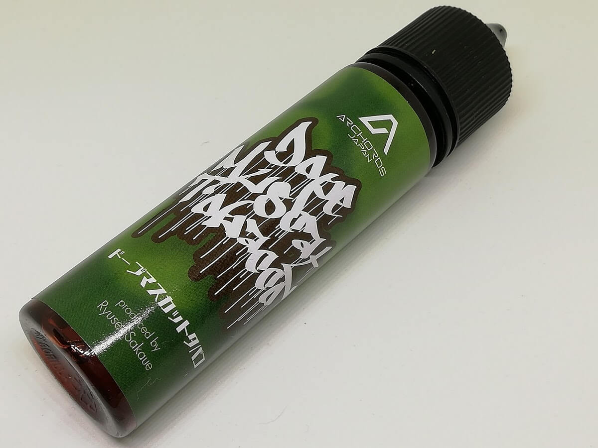ARCHORDS JAPAN Dope Muscat Tobacco